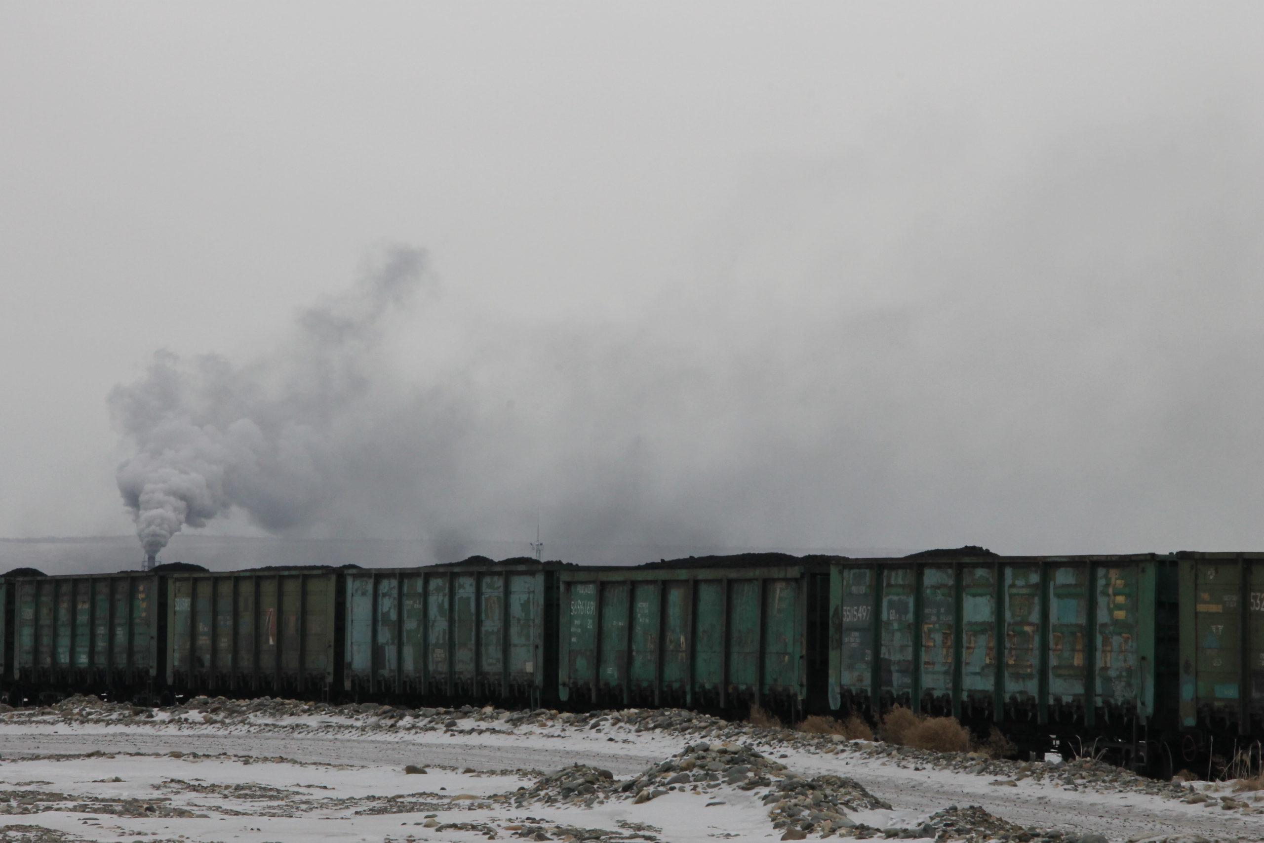 Товарники с углем